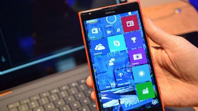 Windows 10'un Amiral Gemisi Telefonu Mayıs Ayında Mı Çıkacak?