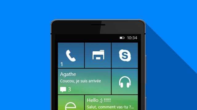 Windows Phone 10 Önizleme Sürümü Ocak Sonunda Gelebilir