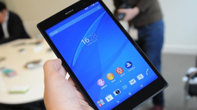 PS4 Oyunları Oynatan Xperia Z3 Tablet