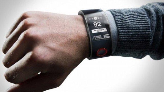 Asus Android Wear ile Çalışan Akıllı Saatini Duyuracak