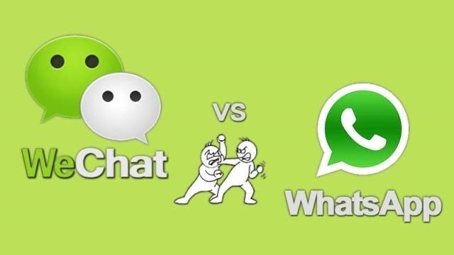 WeChat Kullanıcı Sayısı Whatsapp'ı Geçebilir