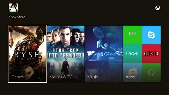 XBox One Yeni Medya Oynatıcısı Artık Daha Özel