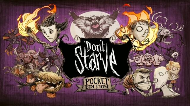Don't Starve: Pocket Edition Android ve iOS İçin Çıktı!
