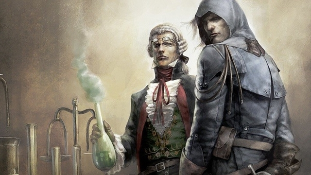 Assassin's Creed: Unity Ertelendi