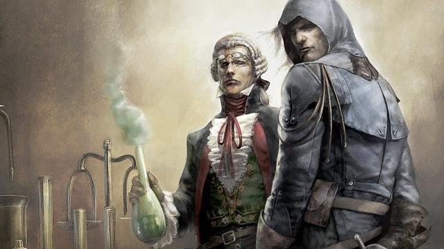 Assassin's Creed: Unity Ertelendi