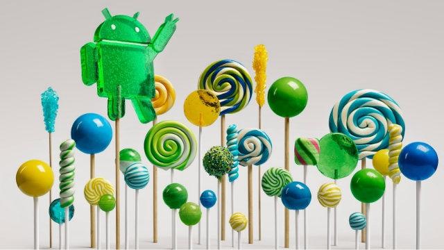 Android 5.0 Lollipop, Fabrika Ayarları Korumasıyla Birlikte Geliyor