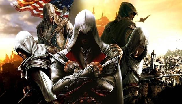 Assassin's Creed Artık Eski Nesle Gelmeyecek