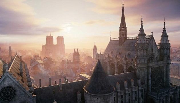 Assassin's Creed: Unity'nin Yeni Videosu Bizlere Oyun Motorunu ve Görsel Efektleri Tanıtıyor