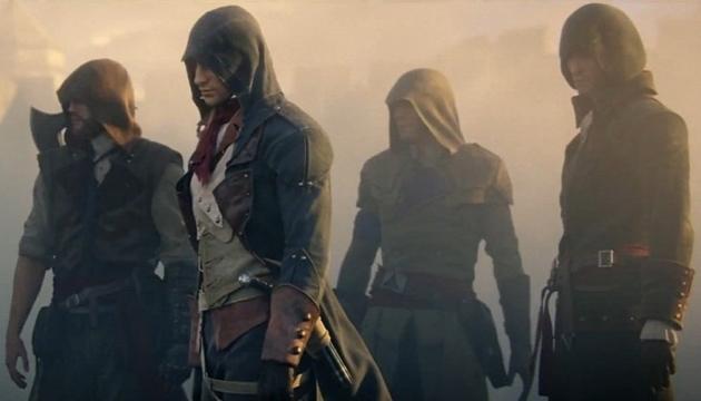 Assassin's Creed: Unity İçin Yeni Oynanış Videosu Gamescom 2014'te Geldi!