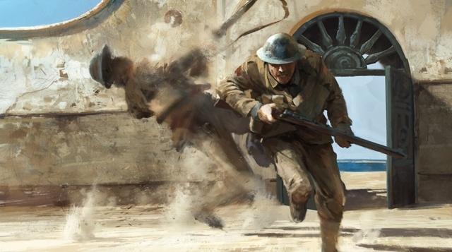 Battlefield 1'de Altı Silah Sınıfı Olacak ve Silah Eklentileri Olmayacak
