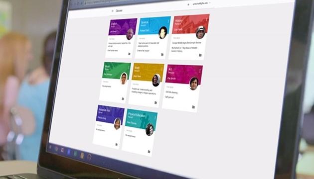 Google'ın Yeni Programı, Öğrenciler İçin Kağıtsız Ders İmkanı Sunuyor