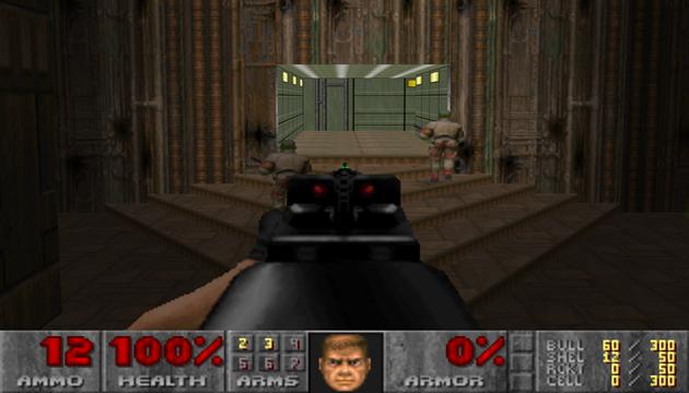 ATM Makinasında Doom Oynamak İster Miydiniz?