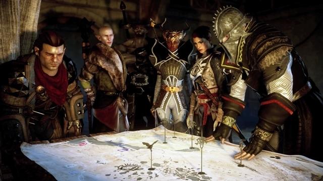 Dragon Age: Inquisition, Tam 1 Saatlik Canlı Yayında
