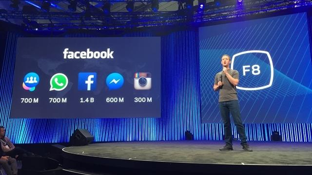 Facebook f8 Konferasında Neler Duyurdu; Hepsi Burada!
