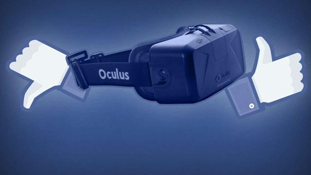 Facebook, Oculus Rift'te Bulunan Hatalar İçin Para Veriyor