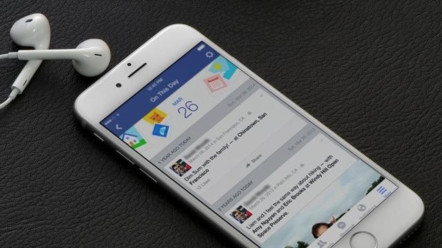 Facebook'un Tarihte Bugün Özelliği Rekor Kırıyor