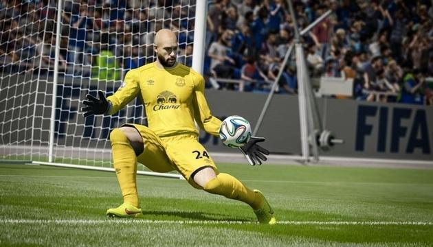 FIFA 15'teki Kaleciler Artık Daha Zeki ve Daha Agresif