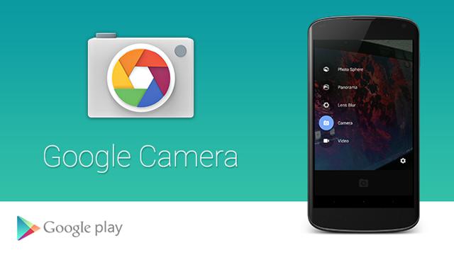 Google'ın Kamera Uygulamasının Yeni Sürümü Yayınladı