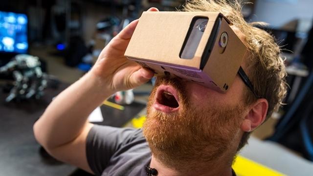 Google, VR Kullanımını Kolaylaştırıyor