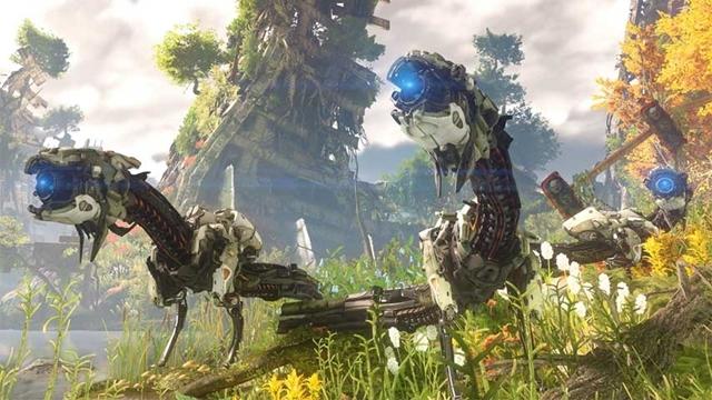 PS4 Özel Oyunu Horizon Zero Dawn Ertelendi