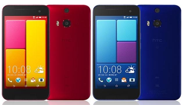 HTC'nin Yeni Telefonu J Butterfly Sonunda Duyuruldu