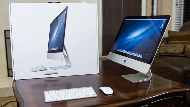 iMac, Touchscreen Desteği Alacak Mı?