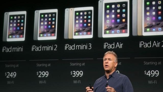 iPad Air 2 ve iPad Mini 3, Sonunda Ön Siparişe Açıldı