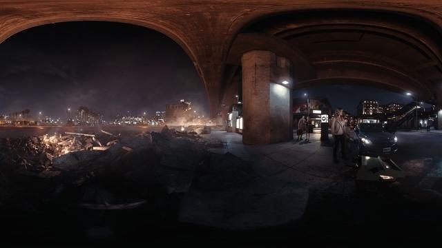 Fast and Furious'un Yönetmeni ve Google'dan 360 Derece Bilim Kurgu Filmi İzleyin