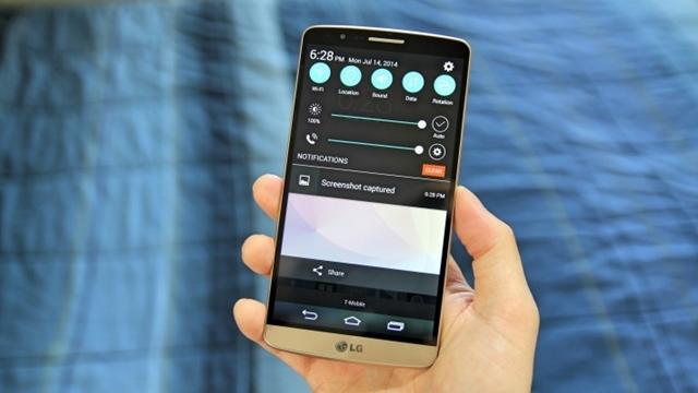 LG G3 10 Milyon Satış Rakamına Ulaştı