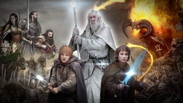 The Lord of the Rings: Legends of Middle-Earth, Mobile Geliyor