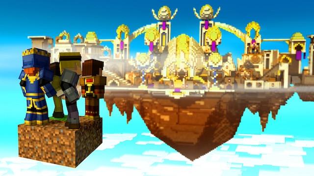 Minecraft: Story Mode'un 5'inci Bölümü Geliyor