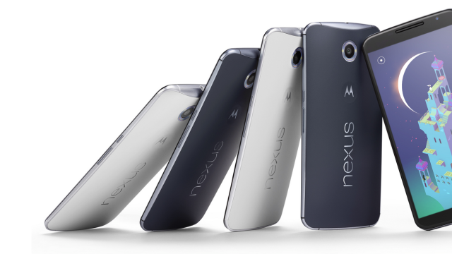Nexus 6, Suya Dayanıklı Olacak
