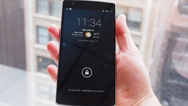 OnePlus One'ın Bataryası Kullanıcının Elinde Patladı