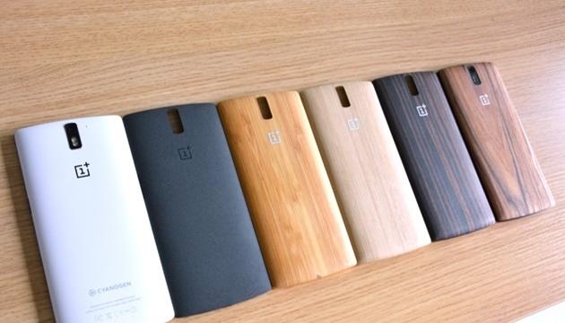 OnePlus One İçin Bambu Kaplamalı Kap Geliyor