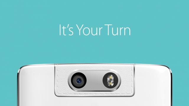 Oppo, Yeni Akıllı Telefonu N3'ü Duyurdu