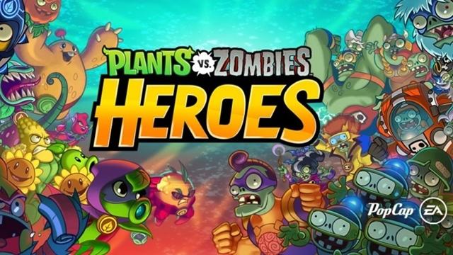 Plants vs. Zombies Heroes Telefonlara Bir Kart Oyunu Olarak Geliyor