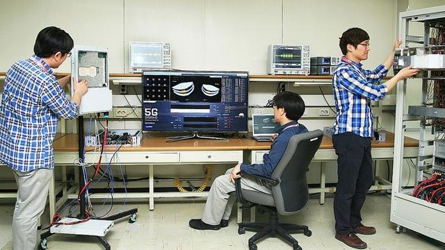 Samsung, 5G Testinde Rekor Hızı Gördü