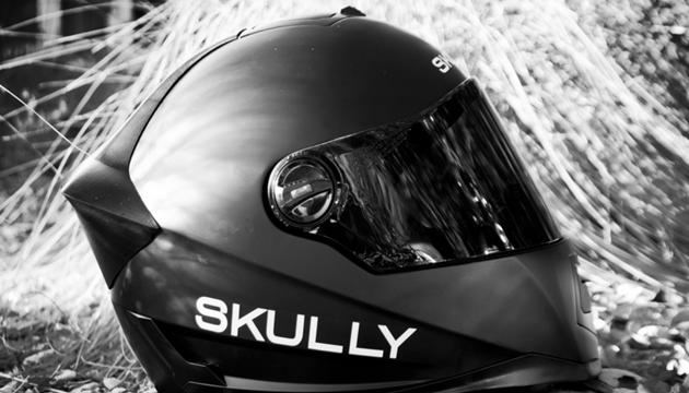 Skully, Android Bazlı Motosiklet Kaskı Olarak Karşımıza Çıkıyor