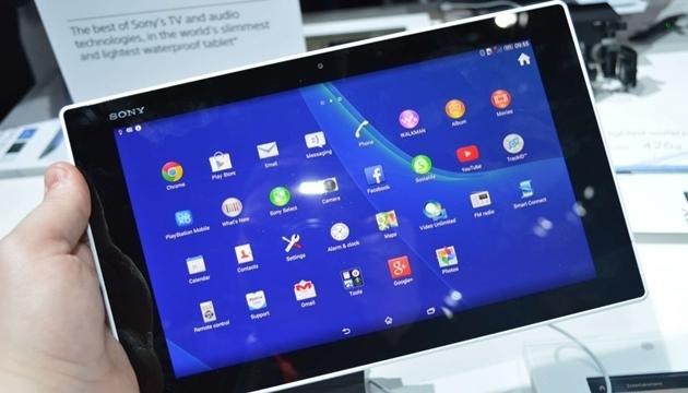 Sony Xperia Z2 Tablet Çıkış Tarihi ve Fiyatı