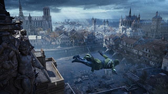 Assassin's Creed: Unity'nin Yeni Videosunda Harika Detaylar Var