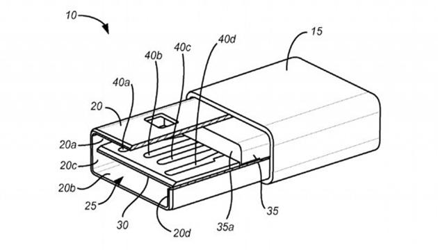 iPhone 6 Çift Taraflı USB Kabloyla Birlikte Gelebilir
