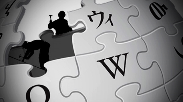 Wikipedia'nın Anısına Heykel Dikiliyor