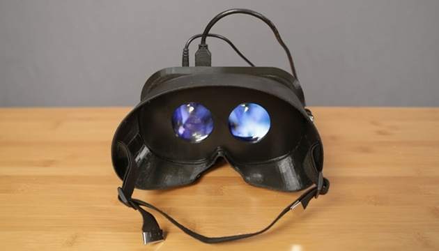 Artık Herkes Kendi Evinde 3D Sanal Gerçeklik Gözlüğünü Yapabilir