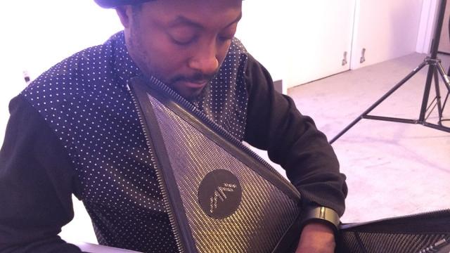 Will.i.am, Giyilebilir Akıllı Saatini Tanıttı