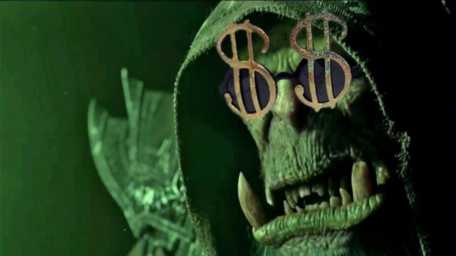 World of Warcraft: Legion'da Gold Sınırı Artacak