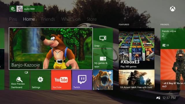 Xbox One Geri Uyumluluk Özelliği Daha da Güçleniyor