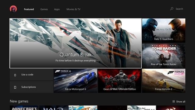 Microsoft'tan En Büyük Xbox One Güncellemesi Geliyor