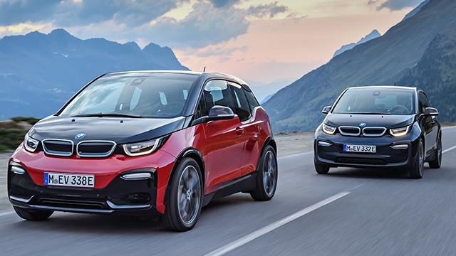BMW, Elektrikli Otomobili i3'te Performansı Arttırıyor