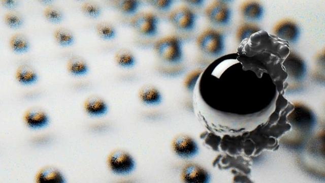 DNA 'Robotları' Kanımızdaki Molekülleri Sıralayacak