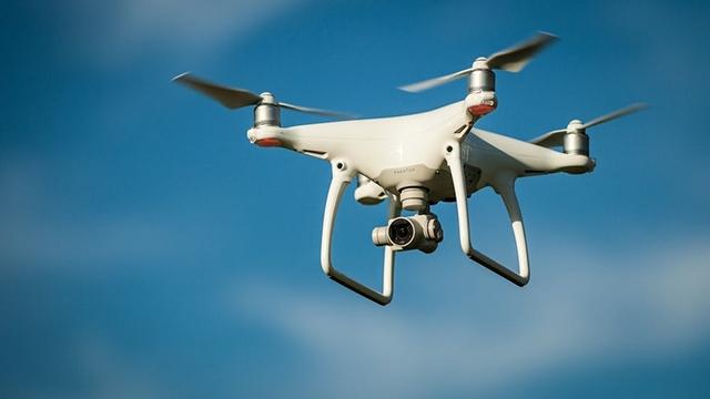 Dronelar Artık Her Yerde!